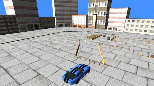 超級跑車停車3D