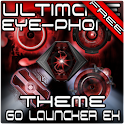 Ultimate EYE Phone GO Launcher logo
