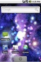 Screenshot of ACE: Stars Warp Galaxy