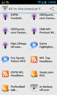 American Football News - screenshot thumbnail