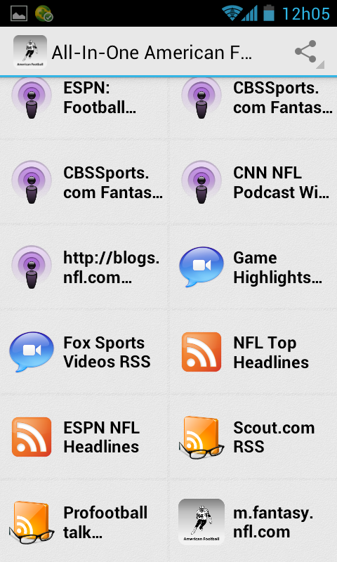 American Football News - screenshot