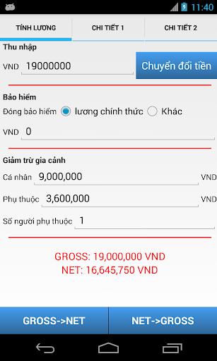 Tinh Luong Salary