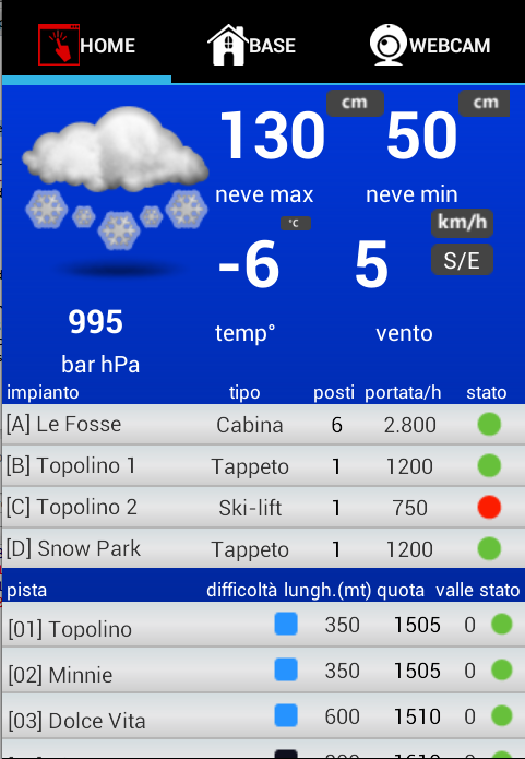 Ovindoli Ski- screenshot