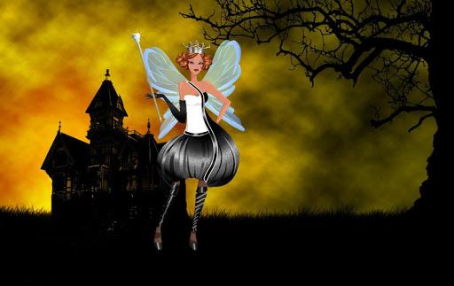 Beautiful Devil Halloween
