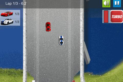 Street Racing Game - screenshot