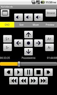 MPC-HC Remote Control PRO- screenshot thumbnail