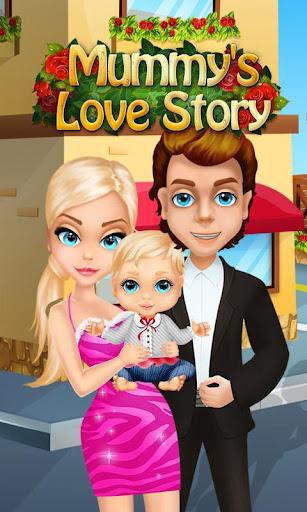 我是媽咪和爸爸的小寶寶- 設計婚禮和照顧新生兒的兒童遊戲