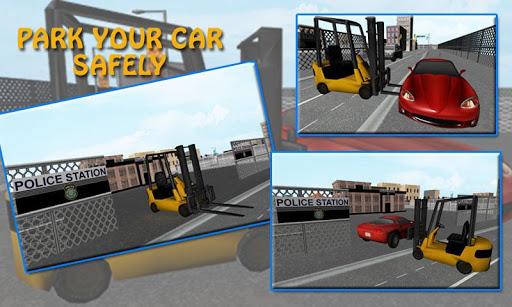叉車模擬器3D免費