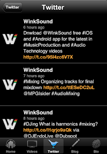 WinkSound - screenshot thumbnail