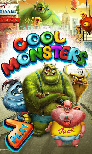 Cool Monsters Dress Up