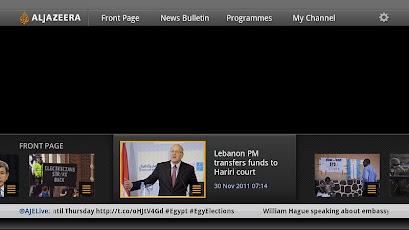 Al Jazeera English GTV