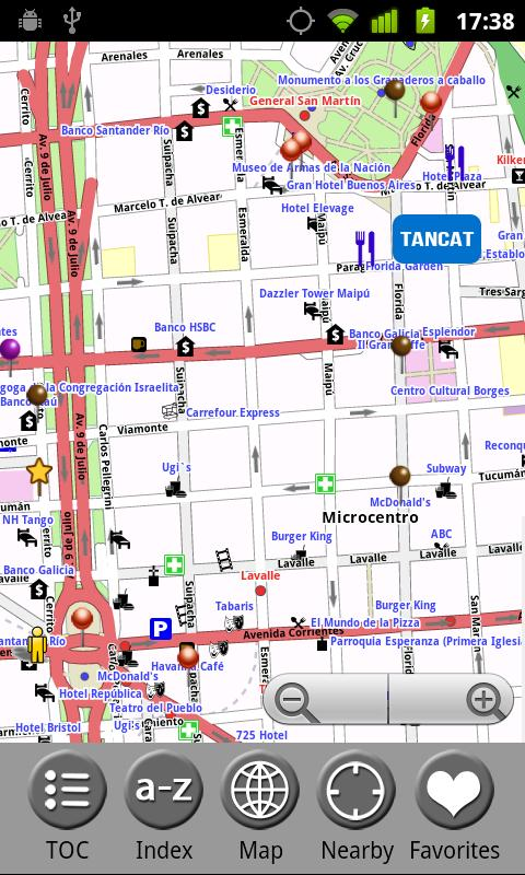 Buenos Aires - Travel Guide- screenshot