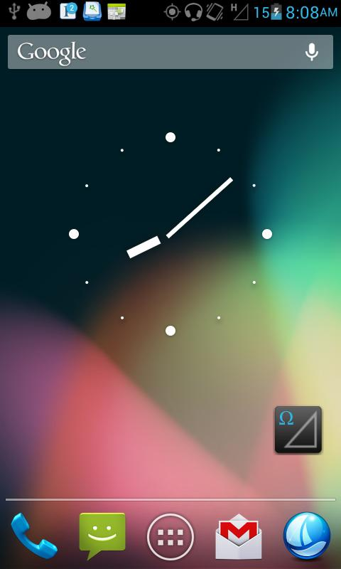 Jelly Bean OSB Theme - screenshot