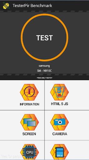 TesterPir Benchmark