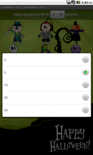 Halloween Party Soundboard Pro- screenshot thumbnail