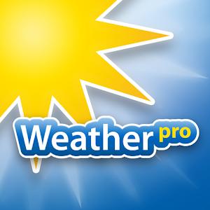 WeatherPro  |  App de Pronostico del Tiempo