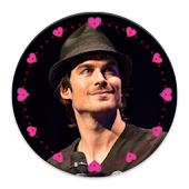 Vampire Diaries Damon clock