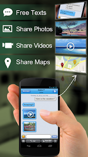 Free Phone Calls, Free Texting - screenshot thumbnail