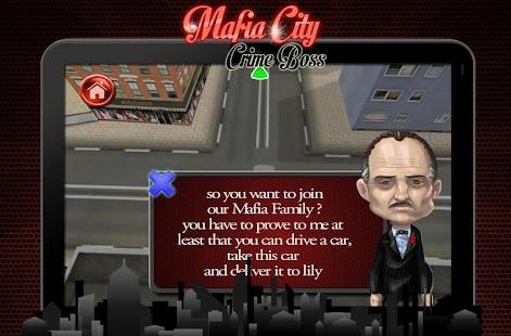 免費黑手黨的城市 - 黑幫老大