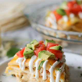 Chicken Tortilla Stack Recipes.