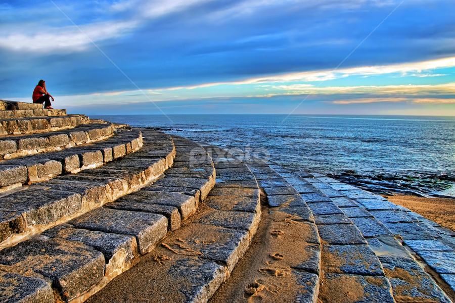 Steps to the sea by Antonio Amen - Buildings & Architecture Architectural Detail