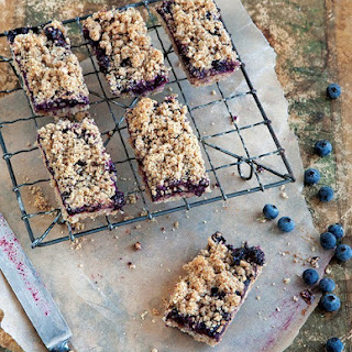 Blueberry Breakfast Bars.