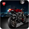 Speed 3D DUCATI Racing Moto icon