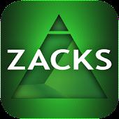 Zacks Stock Research