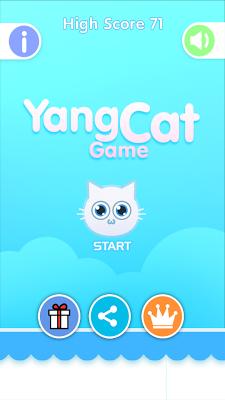 Yang The Cat Game - screenshot