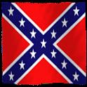 rebel flag live wallpaper logo
