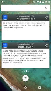 Русская Библия PRO screenshot