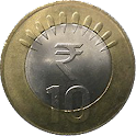 Heads or Tails with 1 Rupee icon