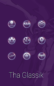Tha Glassik - Icon Pack v3.5