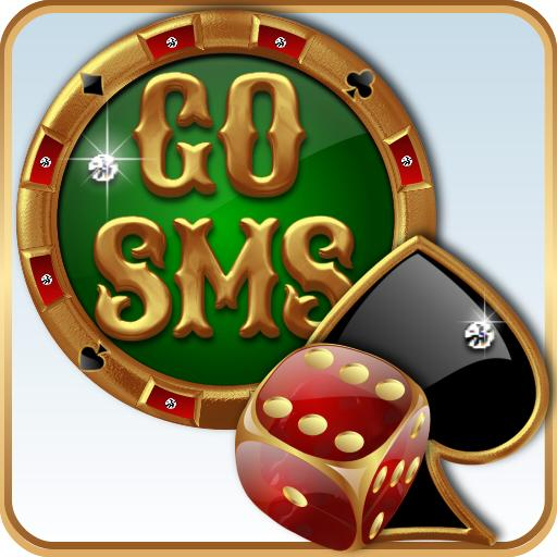 GOSMS/POPUP Diamond Casino LOGO-APP點子