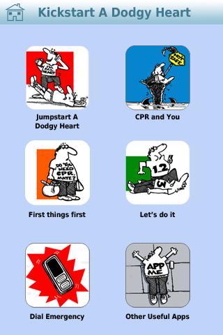 Kickstart A Dodgy Heart