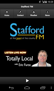 Stafford FM - screenshot thumbnail