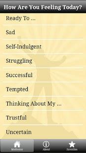 My Personal Motivator- screenshot thumbnail