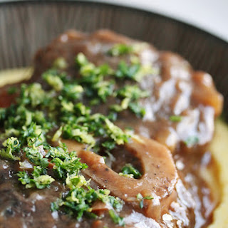 Osso Bucco Style Braised Beef Shanks Recipe