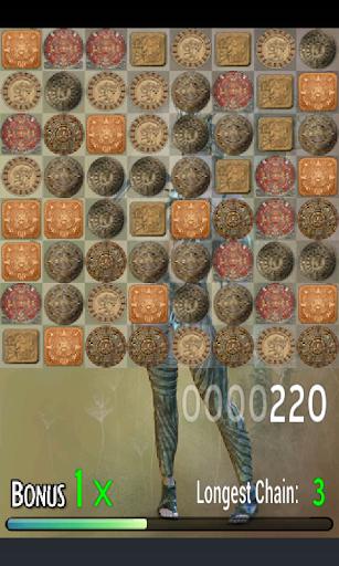 【免費休閒App】Jewels Legend Mayan-APP點子