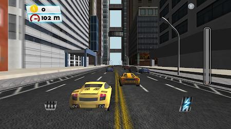 Traffic City Racer 3D 2.1 screenshot 1447465