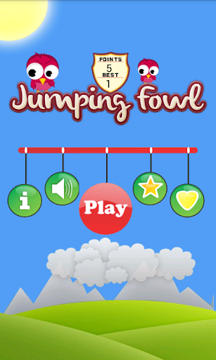 Jumping Fowl Jelly