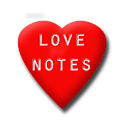 Love Notes Personalizer logo