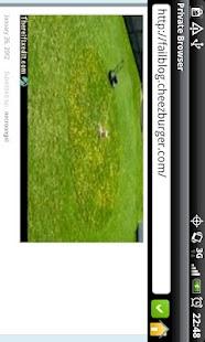 Private Browser- screenshot thumbnail