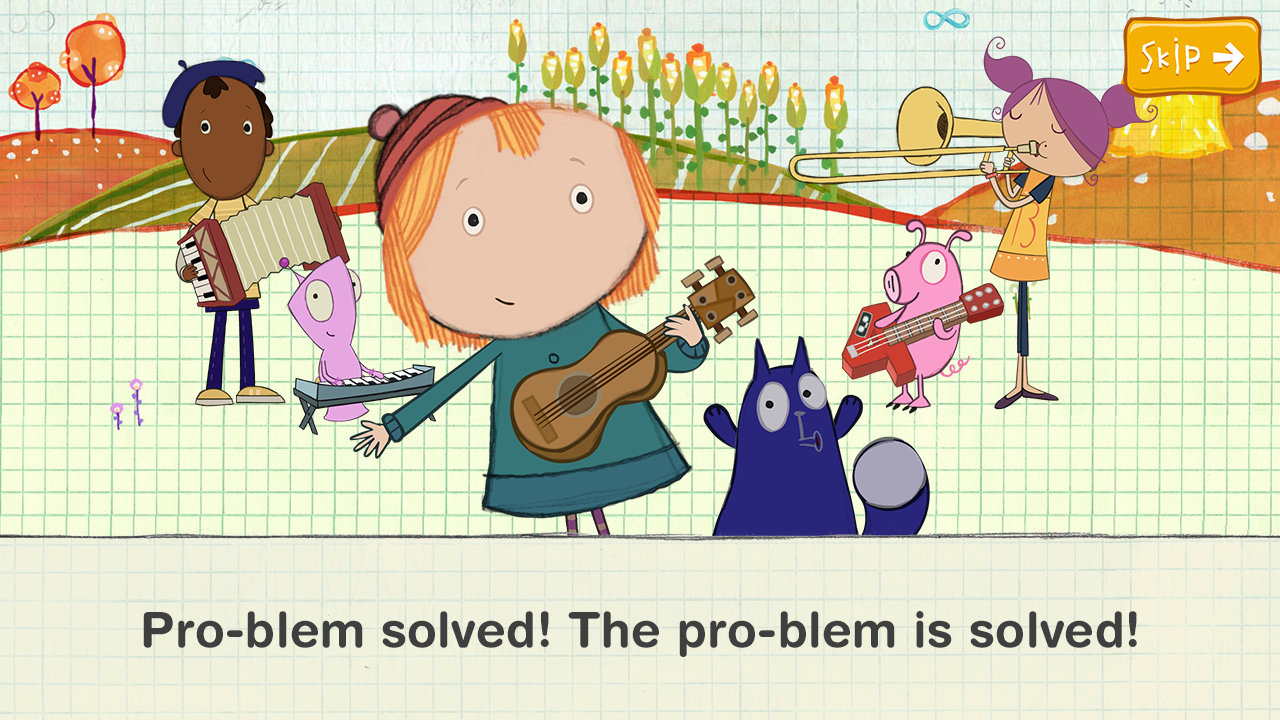 Peg + Cat Big Gig by PBS KIDS- screenshot