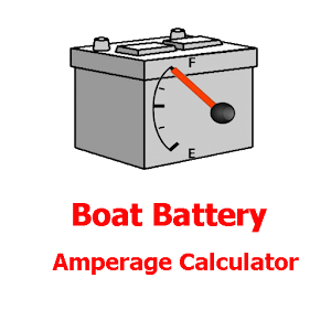 boat battery amps calculator android apps on google play. Black Bedroom Furniture Sets. Home Design Ideas