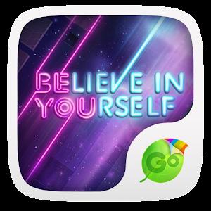 Be You Emoji GO Keyboard Theme