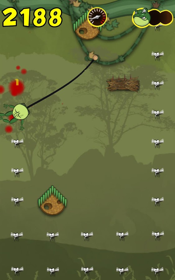 Rope the Frog - screenshot
