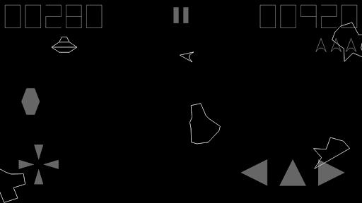 Hardcore Asteroids