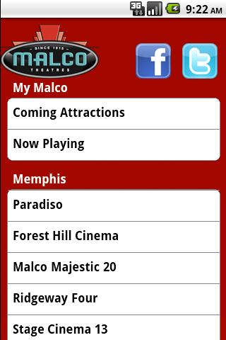 Malco - screenshot