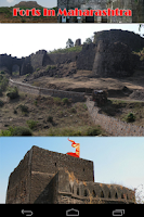 Screenshot of Forts In Maharashtra
